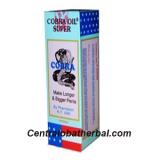 Minyak Pembesar Penis Cobra Oil