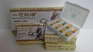 KLG Pills Asli